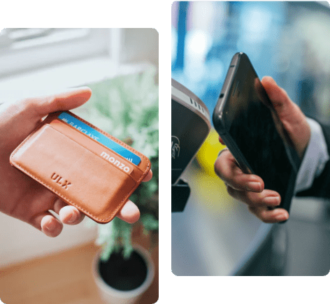 Wallet and Contactless Card Payment